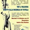 Locandina Bussoleno 14-10-2014 small