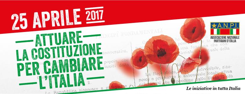 25 aprile :: Intervento ufficiale a Donato Lace