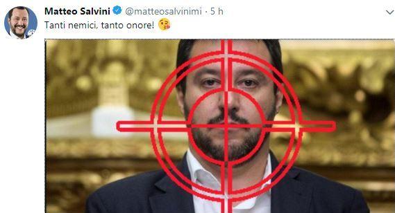 Il Ministro della Paura ancora a Biella
